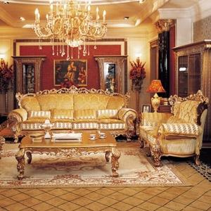 广东佛山罗浮宫欧式沙发图片