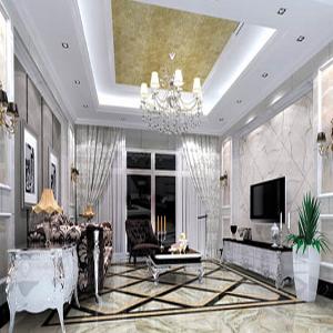 欧式玉石背景墙装饰行业的新潮流